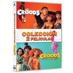 Los croods 1-2 - DVD