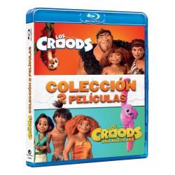Los croods 1-2 - BD