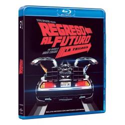 Regreso al futuro 1-3 (blu-ray + blu-ray extras) - BD