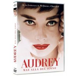 Audrey: más allá del icono - DVD
