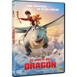 El jinete del dragón - DVD