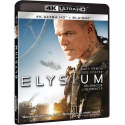 Elysium (4K UHD + BD)