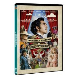 La increíble historia de David Copperfield - DVD