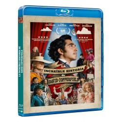 La increíble historia de David Copperfield - BD