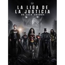 La Liga de la Justicia de Zack Snyder - DVD