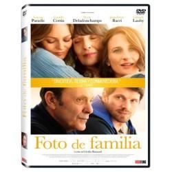 Foto de familia - DVD