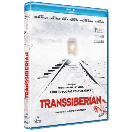 Transsiberian - BD