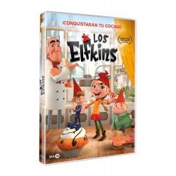 Los Elfkins - DVD