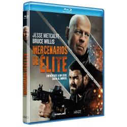 Mercenarios de élite - BD