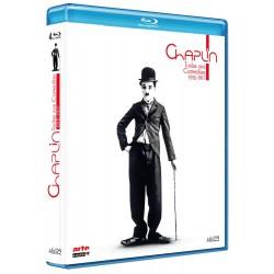 Chaplin - Todas sus comedias (1915-1917) - BD