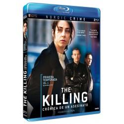 THE KILLING 1ª TEMPORADA VOL 1 LLAME - DVD