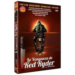 La Venganza de Red Ryder - DVD
