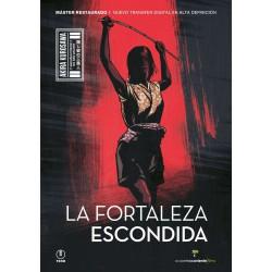 La Fortaleza Escondida (VOSE) - DVD