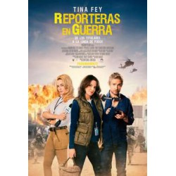 Reporteras en guerra - DVD