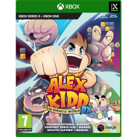 Alex Kidd in Miracle World DX - XBSX