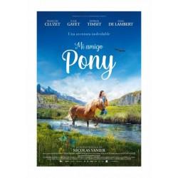 Mi amigo pony - DVD