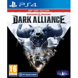 Dungeons and Dragons Dark Alliance Day 1 Edition - PS4
