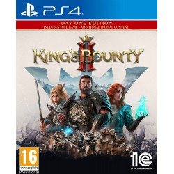 Kings Bounty 2 Day 1 Edition - PS4