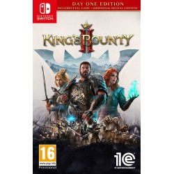 Kings Bounty 2 Day 1 Edition - SWI