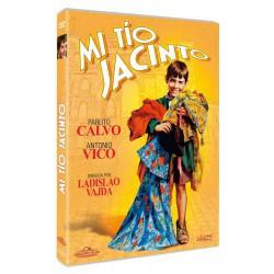 MI TIO JACINTO DIVISA - DVD