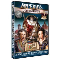 Imperios: Grandes Dinastías - DVD
