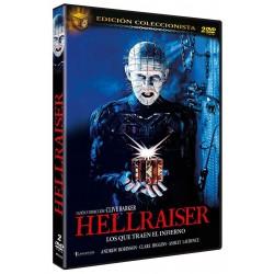 Hellraiser - Los que traen el infierno - DVD