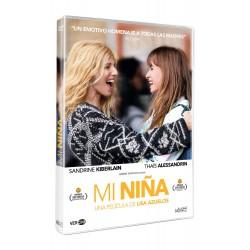 Mi niña - DVD