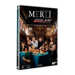 Merlì: Sapere aude (Temporada 2) - DVD