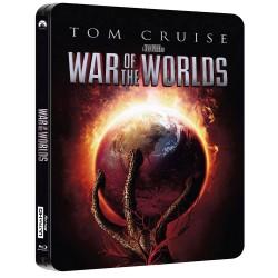 La guerra de los mundos (4K UHD + BD) (Steelbook)