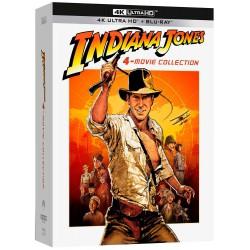 Colección Indiana Jones (4K UHD + BD) - BD
