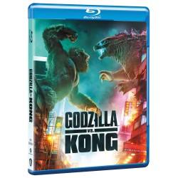Godzilla vs Kong - BD
