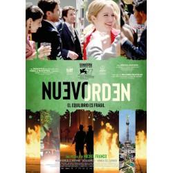 Nuevo orden - DVD