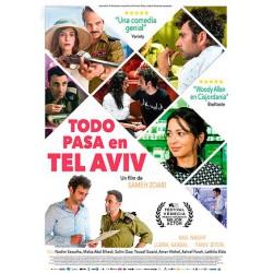 Todo pasa en Tel Aviv -  DVD - DVD