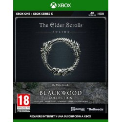 The Elder Scrolls Online Collection - Blackwood - Xbox one