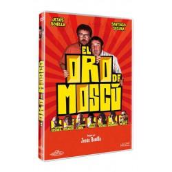 ORO DE MOSCU,EL DIVISA - DVD