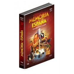 Memoria De España + Libro - BD