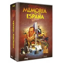 Memoria de España (Digibook) (14 DVD) - DVD