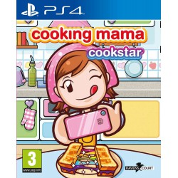 Cooking Mama - Cookstar - PS4