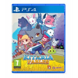 Kitaria fables - PS4