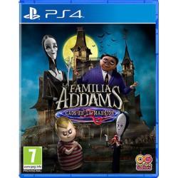 La Familia Addams - Caos en la Mansión - PS4