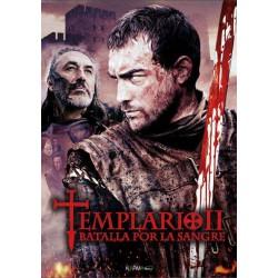 TEMPLARIO II (batalla sangre) KARMA - BD