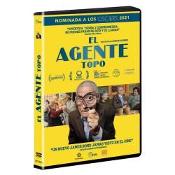 El agente topo  - DVD