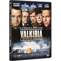 Valkiria El Amanecer del Cuarto Reich - DVD