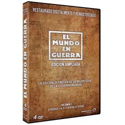 El mundo en guerra Vol. 1 - DVD