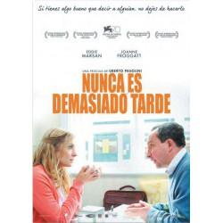 Nunca es demasiado tarde - DVD