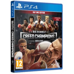Big Rumble Boxing: Creed Champions Day One Edition - PS4