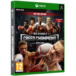 Big Rumble Boxing: Creed Champions Day One Edition - Xbox one