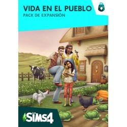 Sims 4 Vida de Pueblo (DLC Expansión) - PC