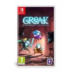 Greak - Memories of Azur - SWI