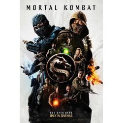 Mortal Kombat (2021) - DVD